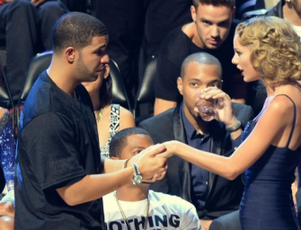 The Swirl Is On: Drake Has Been Buying Lavish Gifts For Taylor Swift's Pussy (Cats) And It's Working