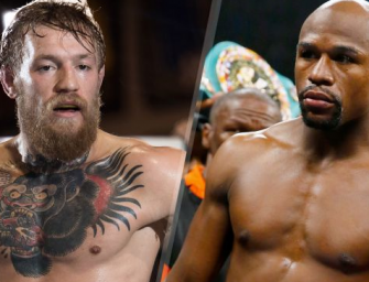 "Floyd Mayweather Is NOT Happy With The Conor McGregor Comparisons: ""I'm trying to find out have you ever made $300 million in one night?"" (VIDEO)"