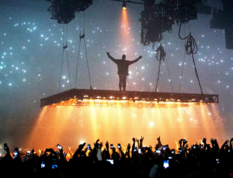 """Boos Pour Over Kanye West After He Ends Show Early Because He Was Losing His Voice: """"I'll Do Better Next Time"""" (VIDEO)"""