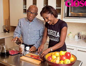 See How Al Roker And His Wife Deborah Are Living: A Rare Look Inside His Upper East Side Brownstone (PHOTOS)