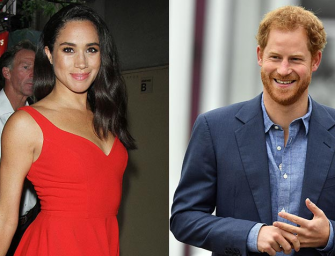 Protecting The Swirl: Prince Harry Issues A Rare Statement Defending His Girlfriend Meghan Markle From The Racist And Sexist Media