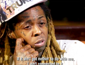 Is Lil Wayne Trolling? Says He Does Not Feel Connected To Black Lives Matter Movement During A Bizarre Interview (VIDEO)