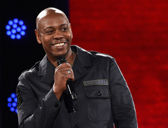Dave Chappelle's Three Comedy Special Deal With Netflix Is Going To Make Him An Extremely Wealthy Man…We Got The Insane Numbers!