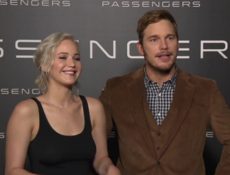 Interview CUT SHORT After Radio Show In Australia Asks Jennifer Lawrence And Chris Pratt An Awkward Sex Question (AUDIO)
