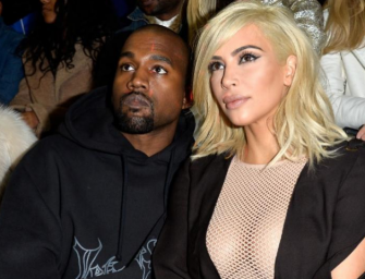 Don't Panic, But A New Report Claims Kim Kardashian Wants A Divorce From Kanye West