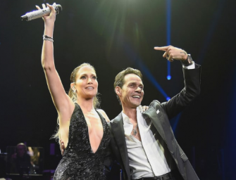 He Can't Let Her Go: Marc Anthony Is Reportedly Still Very Much In Love With Jennifer Lopez