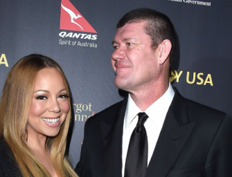 "So Wait, Mariah Carey Did Cheat On James Packer With Backup Dancer? Bryan Tanaka Reveals ""He's Always Had A Thing"" For Her (VIDEO)"