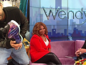 Wow! Jim Jones is in his Feelings; Goes Insane on Social Media After Mona Scott Young Explains What happened to the Deal with He and Chrissy During Interview with Wendy Williams (Deleted Angry Post)