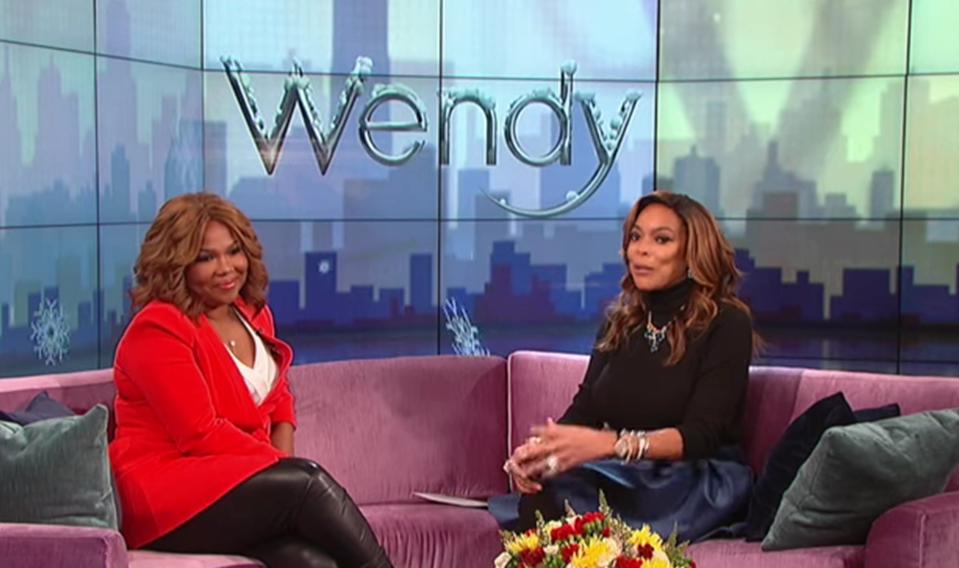 Wendy Williams Interviews Mona Scott Love