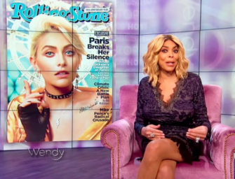 "Wendy Williams Slams Paris Jackson For Her Rolling Stone Interview: ""It's Cute She Says She's Black"" (VIDEO)"