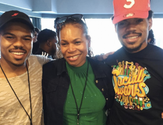 Chance the Rapper Shows His Little Brother Some Love And Support After He Announced He Was Bisexual (VIDEO + TWEETS)