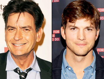 Charlie Sheen Regrets Being A Huge Dick To Ashton Kutcher, Admits He Should Have Treated Him Better Following 'Two and a Half Men' Drama