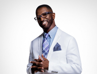 SCRIPTED?  Rickey Smiley Is Getting Blasted On Twitter Because His 15-Year-Old Son has some crazy dating preferences (VIDEO)