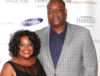 Someone Call 911, Cause Sherrie Shepherd Just Burned Her Ex-Husband By Posting His Dating Profile On Her Twitter Account…LOL! (PHOTO)
