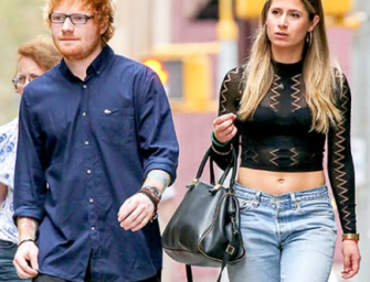 "Ed Sheeran Has Got This Fame Game Figured Out, Hear How He Managed To ""Properly"" Fall In Love During His One Year Break"