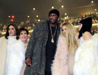 Here We Go Again: Lamar Odom Still Believes He Has A Chance To Win Back Khloe Kardashian, Awkward Video Inside!