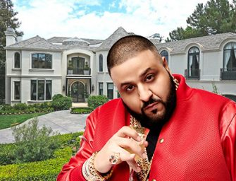 MAJOR KEY ALERT!  DJ Khaled Just Brought a House in Beverly Hills and it's AMAZING! (Net worth and 14 House Pics)