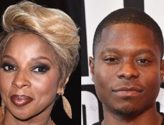 Mary J Blige Tweets and Deletes About Her New Young Boo Thing. 5 Facts You Should Know About Jason Mitchell (Facts and Deleted tweets)