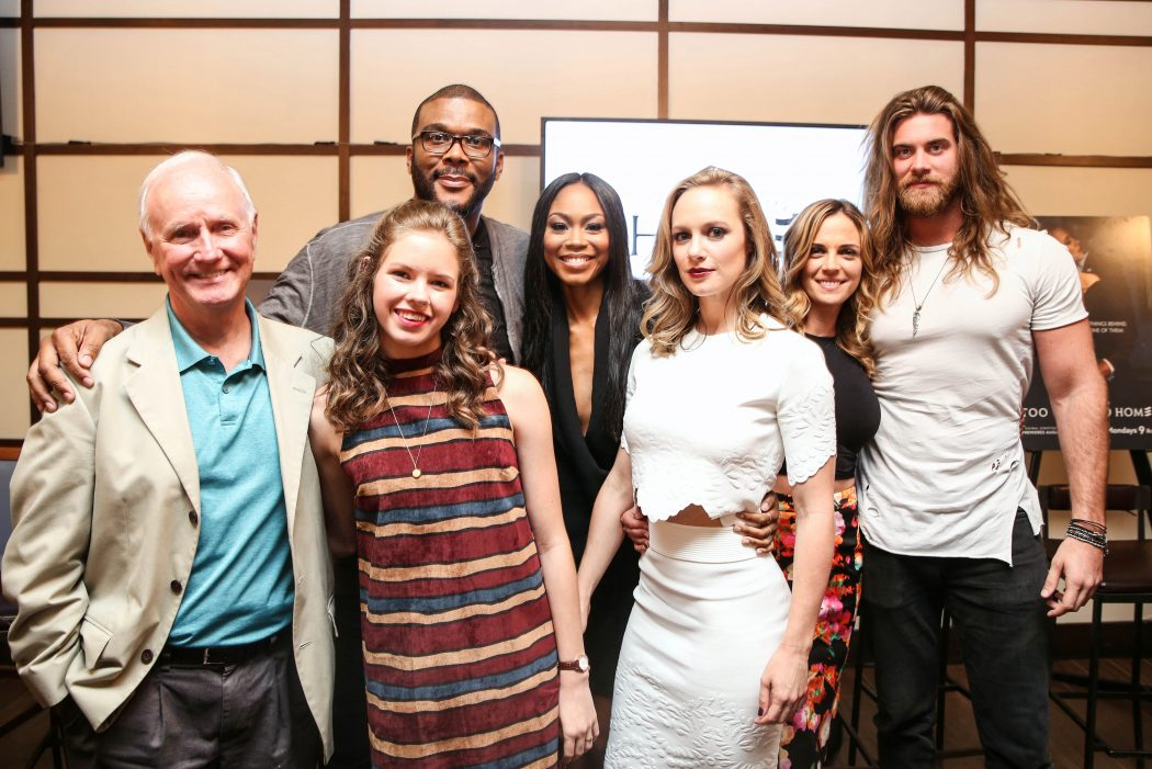 Tyler Perry Too Close Cast
