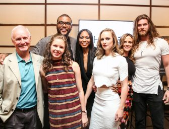 "In Defense of The All White Leads in His Newest Drama, Tyler Perry says, ""We all Got the Same Dramas. So I'm not Seeing Color As Much"".  Really?"