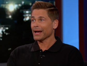 Rob Lowe Reacts To His Alleged Job Posting For A Personal Assistant, Find Out What He Had To Say About It! (VIDEO)