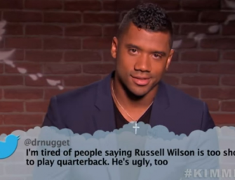 Another Round Of Mean Tweets? Yes Please…Watch NFL Superstars Read Some Nasty Tweets From The Greatest Trolls On The Internet! (VIDEO)