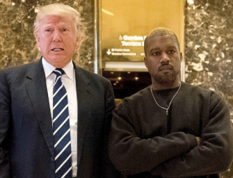 Kanye West Deletes All Donald Trump Tweets, Find Out Why He Ain't Messing With The President Anymore!