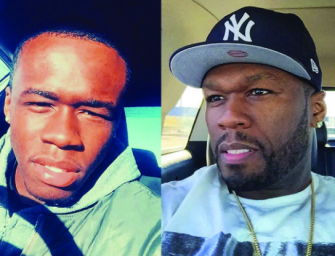 50 Cent's Teenage Son Marquise Reveals His Immature Father Has Blocked Him On Instagram!