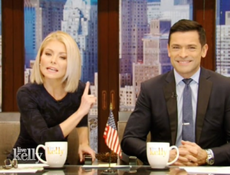 WATCH: Kelly Ripa Puts Her Husband Mark Consuelos On Blast, Find Out What He Does After They Have Sex That Pisses Kelly Off! (VIDEO)