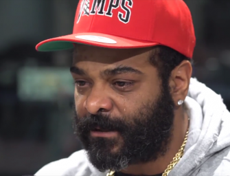 Jim Jones Breaks down in Tears during Epic, Emotional Interview with Funk Flex.  Explains why he signed to Roc nation, Beef with Cam and How he Started Love and Hip Hop  (Video)