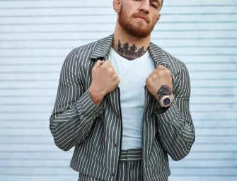 """Conor McGregor Goes After The Kardashians And Floyd Mayweather In New Interview: """"My fist is bigger than his head"""""""