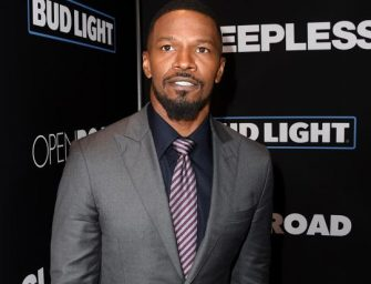 Jamie Foxx Experiences Sickening Racism While Eating At Fancy Restaurant In Croatia (VIDEO)