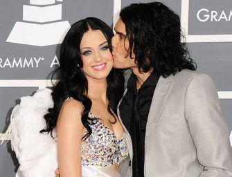 Russell Brand Changes His Tune On Katy Perry, Find Out What He Had To Say About Their Marriage Inside! (VIDEO)