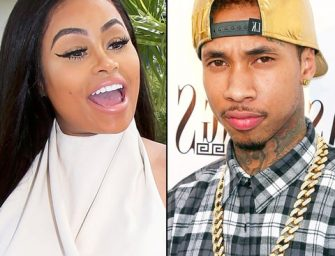 Drama Alert: Blac Chyna Goes Off On Snapchat, Calls Out Tyga For Not Paying Child Support!