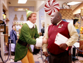 Faizon Love From The Movie 'Elf' Attacked A Dude At The Airport, And The Surveillance Video Is Pretty Shocking…WATCH IT INSIDE!