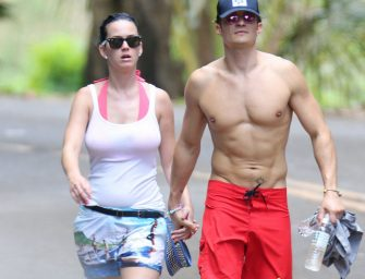 Orlando Bloom And Katy Perry Have Split, Check Out What Bloom Was Doing Just One Day Before The Breakup! (PHOTO)