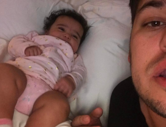 Rob Kardashian Might Not Be A Good Fiancé, But He's A Pretty Awesome Father, Check Out The Sweet Post He Made About Baby Dream!