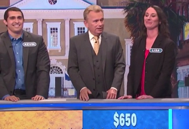 Must Watch Fail: 'Wheel of Fortune' Contestant Has Puzzle Handed To Him, But He Still Can't Figure It Out With Just One Letter Missing! (VIDEO)