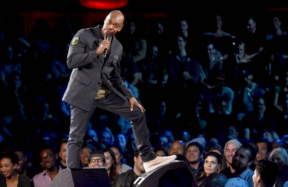 Dave Chappelle's Comedy Specials Hit Netflix, But Some Of His Fans Are Turning On Him Because Of His #NoFilter