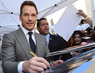 Chris Pratt Is Mr. Nice Guy, But Don't Expect Him To Take A Photo With You…FIND OUT WHY INSIDE!