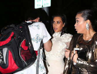 Was Kim Kardashian Attacked Again In Los Angeles? Reality Star Jumps On Social Media To Clear Up The Rumors! (PHOTO)