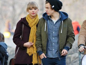 Harry Styles Opens Up COMPLETELY About His Relationship With Taylor Swift, And He Even Has A Message For Her!