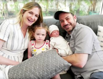 Jimmy Kimmel Gives Emotional, Uplifting Monologue: Talks About Nearly Losing His Newborn Son Due To Heart Condition (VIDEO)