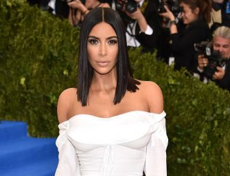 Kim Kardashian Explains Why Kanye West Skipped 2017 Met Gala, A$AP Rocky Grabs Kendall Jenner's Bootay (PHOTO)