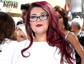 Amber Portwood Is Losing Her Mind, Is Considering Making A Sex Tape With Vivid Entertainment, The Same Company Behind Farrah Abraham's Infamous Tape!