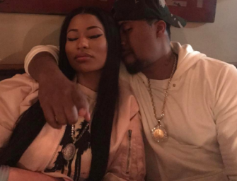 Nicki Minaj Responds To Those Nas Dating Rumors During Interview With Ellen, Admits They've Been Having Sleepovers! (VIDEO)