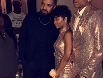 Best Cousin Ever: Drake Chaperones His Cousin's Prom, Hooks Her And Her Date Up With Outrageous Outfits (PHOTOS)