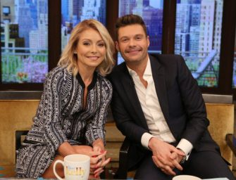 Ryan Seacrest Takes On Another Job, Will Be The New Co-Host Of Live With Kelly!