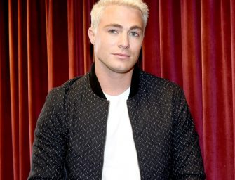 'Teen Wolf' Actor Colton Haynes Reveals He Lost His Virginity At 13 To A Girl Two Years Older Than Him (AUDIO)