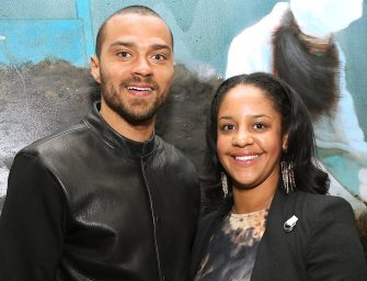 Jesse Williams Prepares For Ugly Custody Battle With Estranged Wife Aryn Drake-Lee…GIVE ME MY KIDS!